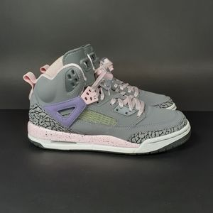 Nike Jordan Spiz'ike (GS) Purple Earth Sneakers 7